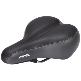 Red Cycling Products City Comfort Saddle Men schwarz